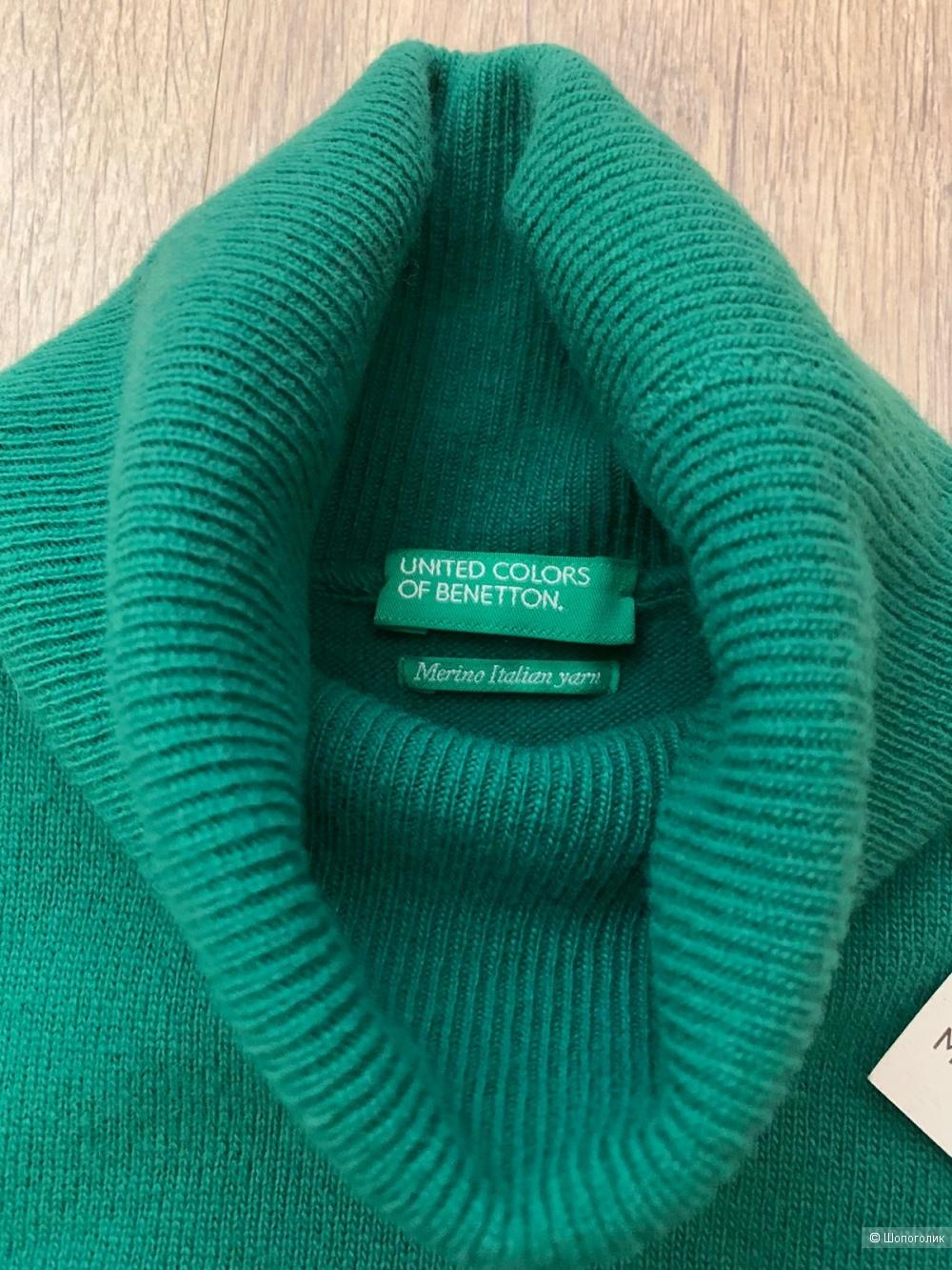 Benetton водолазка Xs/s