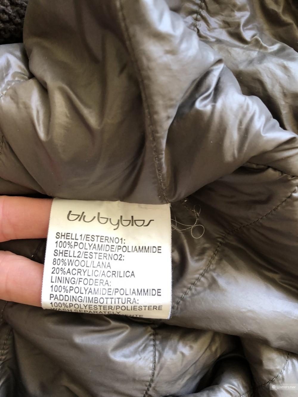 Куртка Blu Byblos, размер 42-44