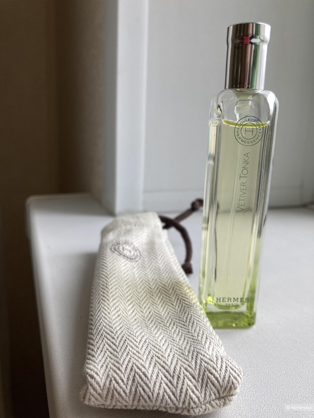 Туалетная вода, Hermessence Vetiver Tonka Hermès для мужчин и женщин, 13.5 из 15 мл