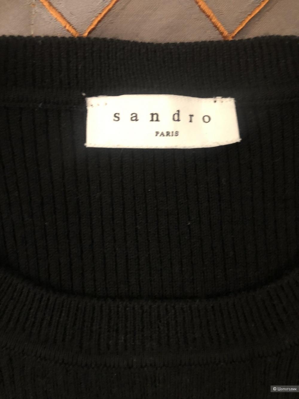 Свитер Sandro. Размер 3.