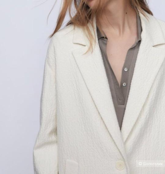 Пальто Zara s/m
