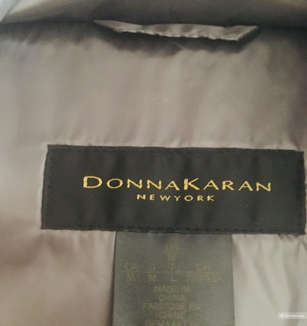 Пуховик Donna Karan размер M