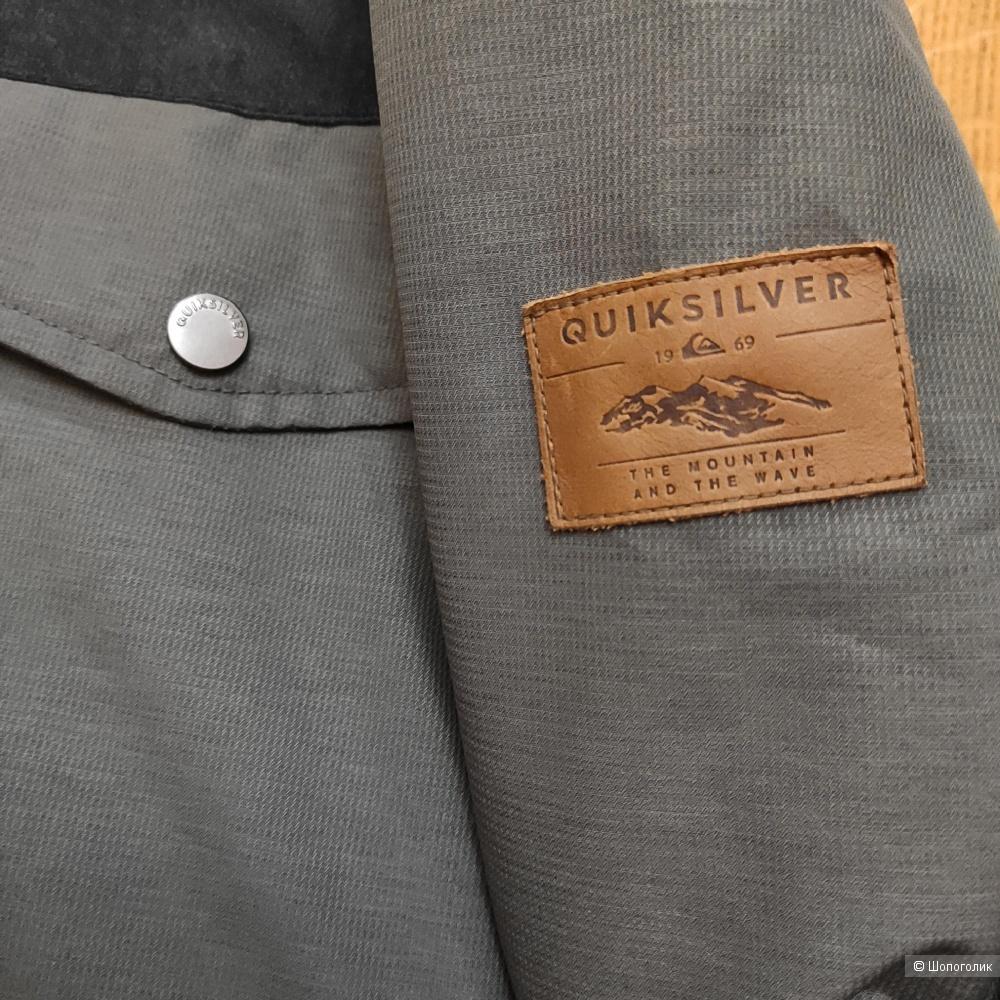 Сноубордическая куртка QUIKSILVER RAFT, S