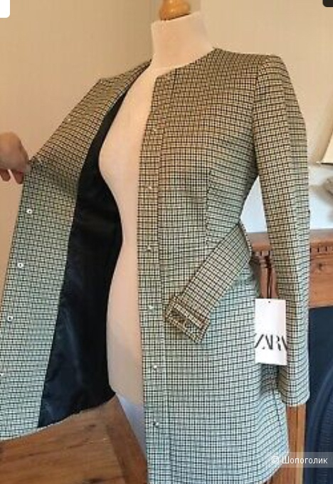 Платье-пиджак Zara M