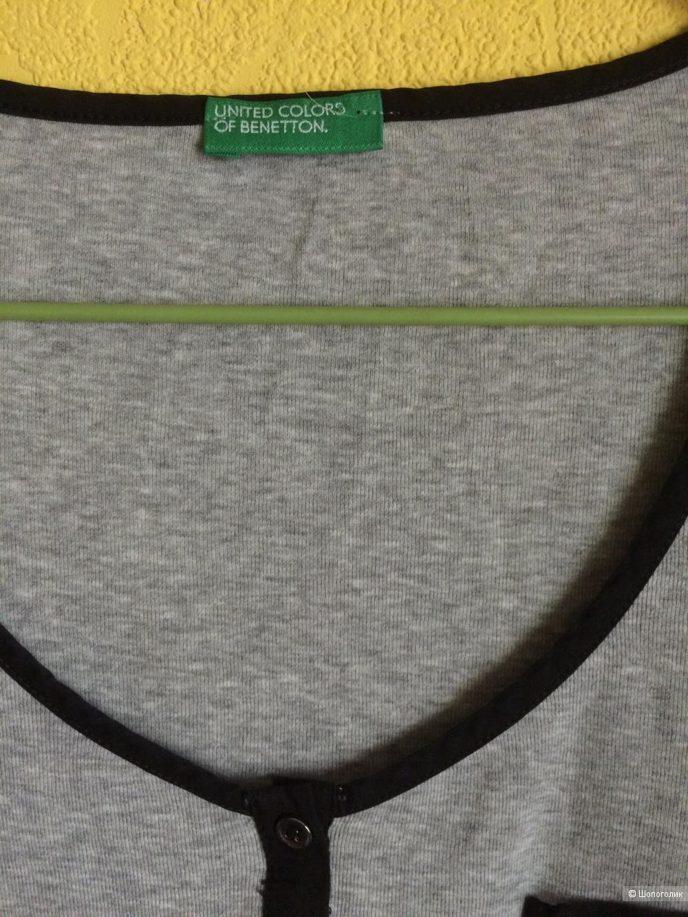 Лонгслив Benetton, 44-46-48 рр