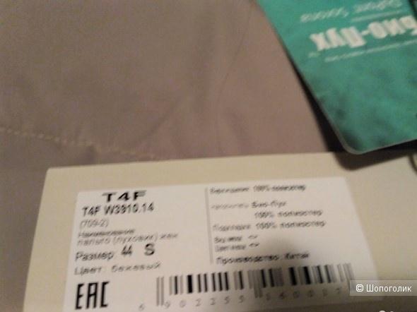 Пуховик Tom Farr T4F (Биопух) р. 42-44