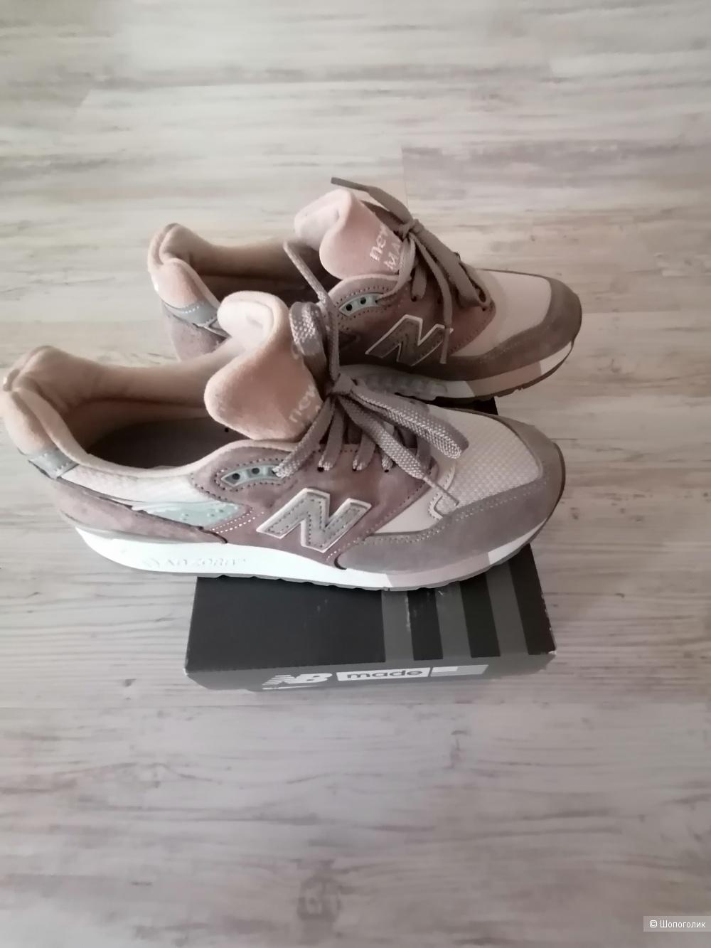 Кроссовки New balance 998 размер 38