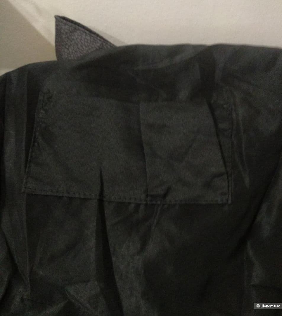 Сумка Massimi Rossi, текстиль.