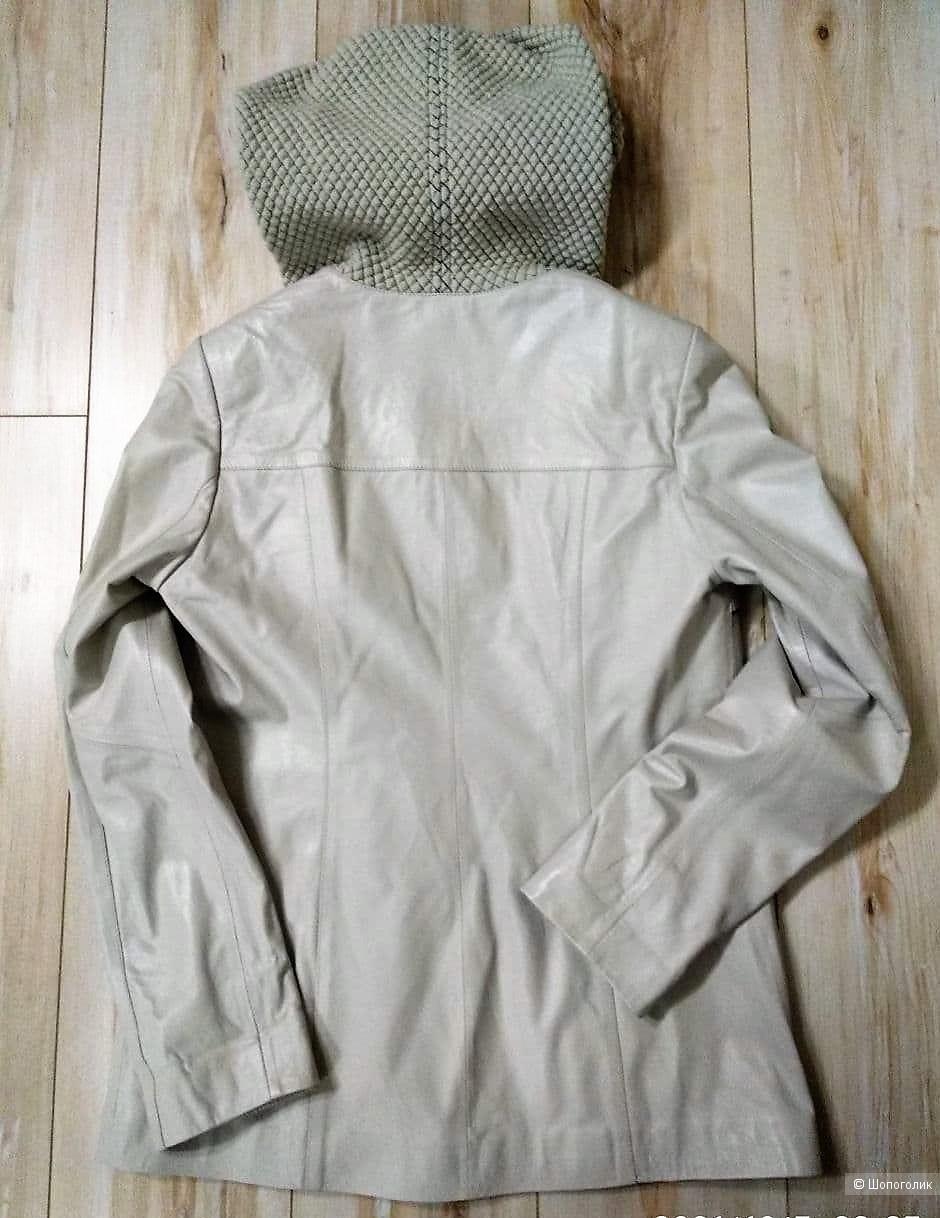Кожаная куртка, Турция, 46 р-р