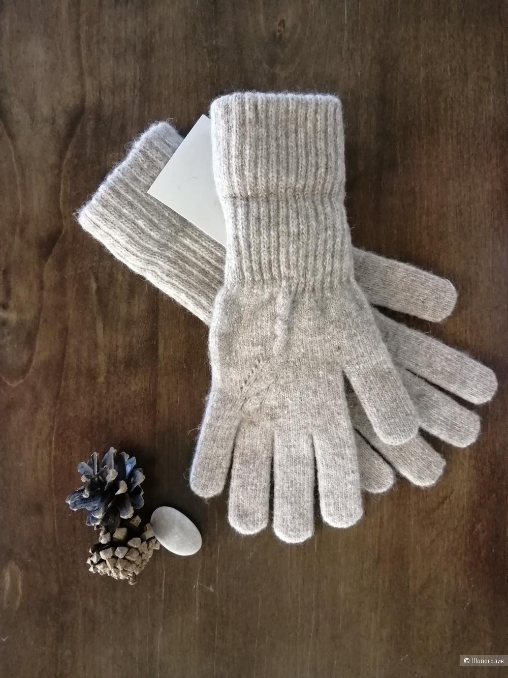 Перчатки вязаные Saesida 7,5