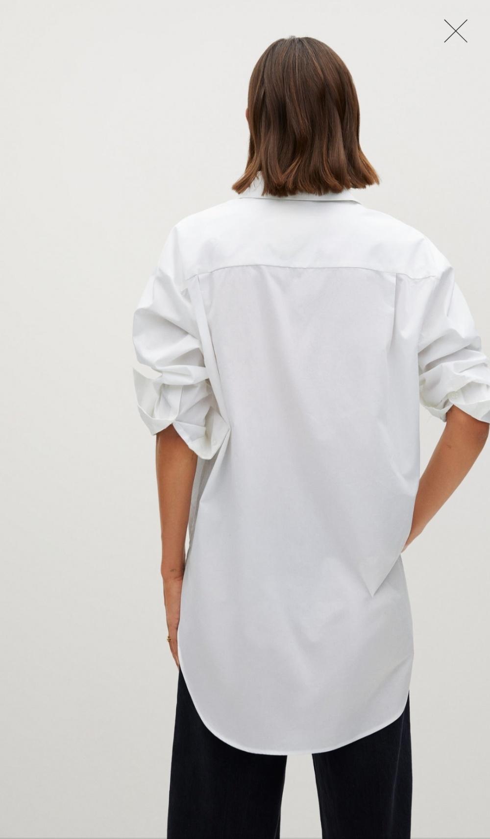 Рубашка Mango размер S (42-44)