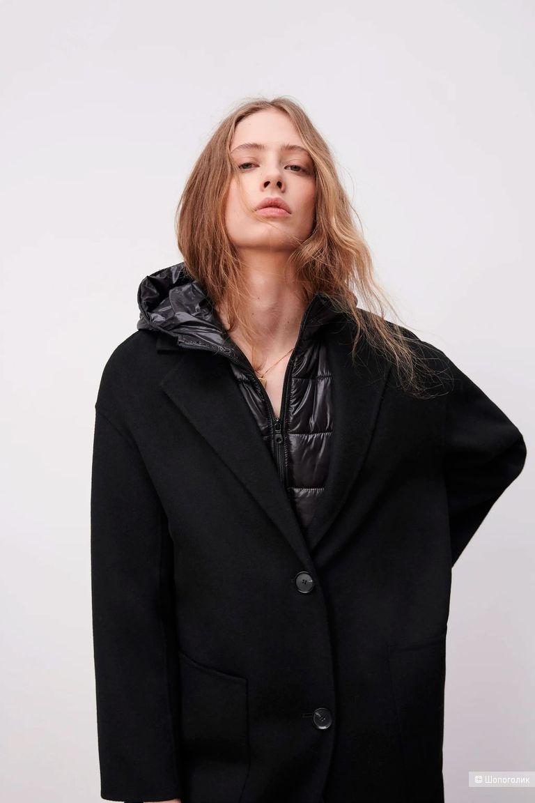 Пальто 2 в 1 ZARA, размер XS/S