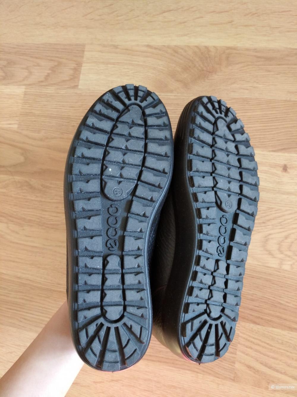 Ботинки на меху Ecco, 37