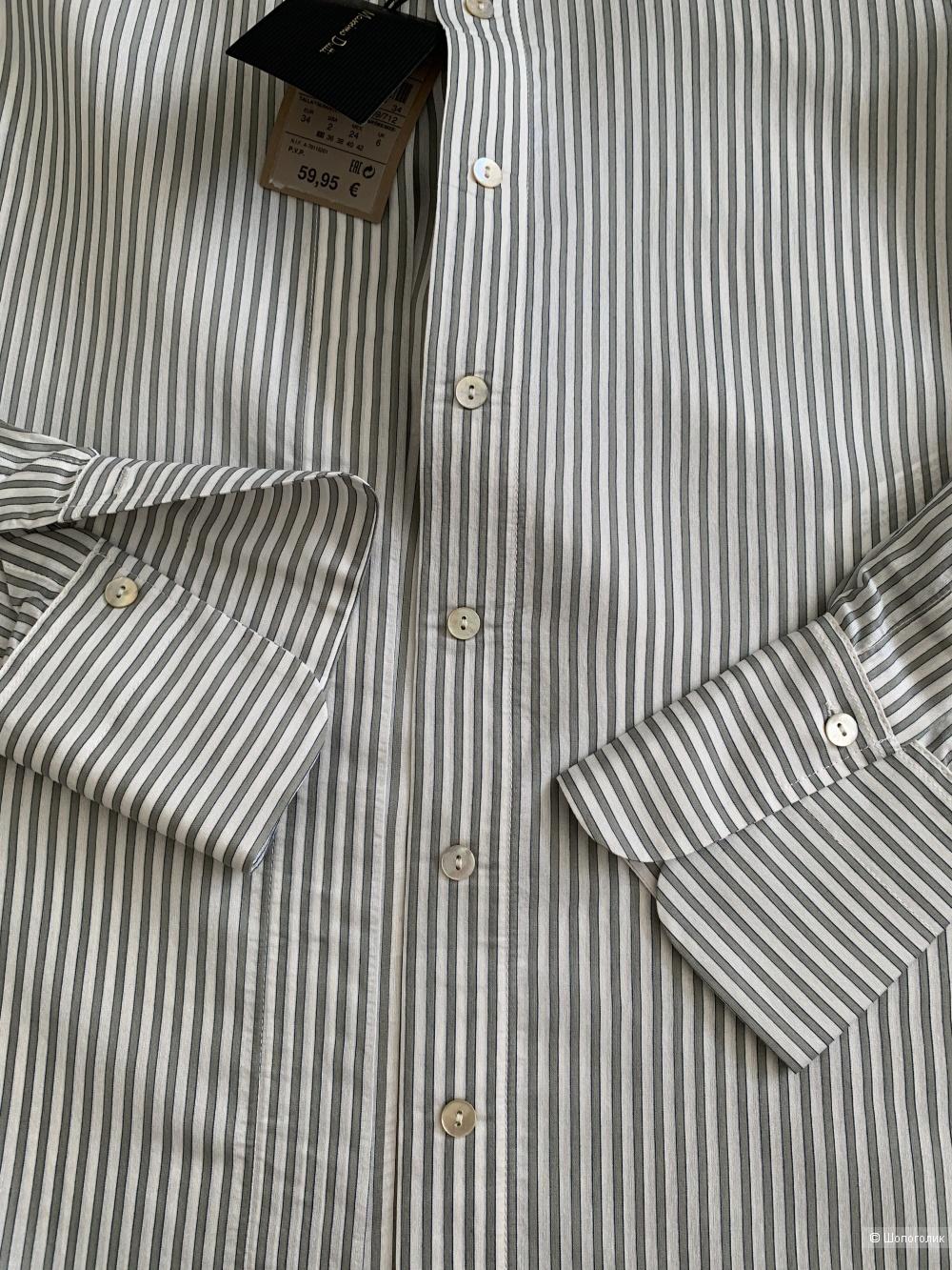 Рубашка Massimo Dutti, р.34 eur