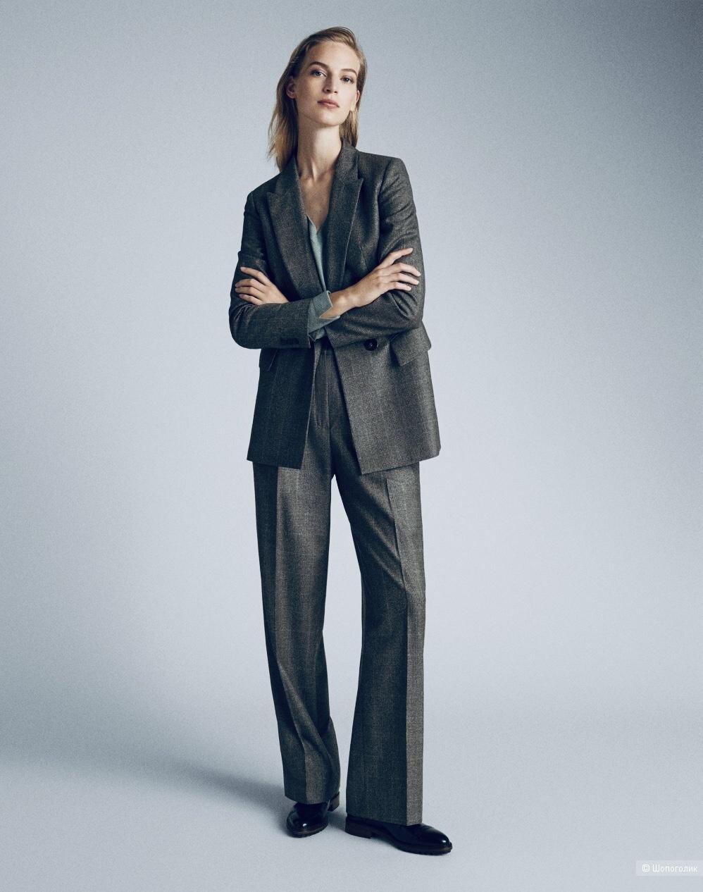 Шерстяные брюки Massimo Dutti размер 38/28