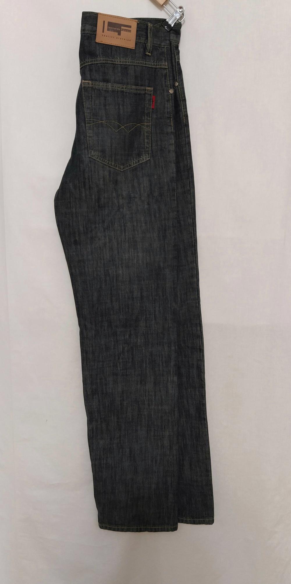 Джинсы Leonardo Falconi, 32 джинсовый размер на 46