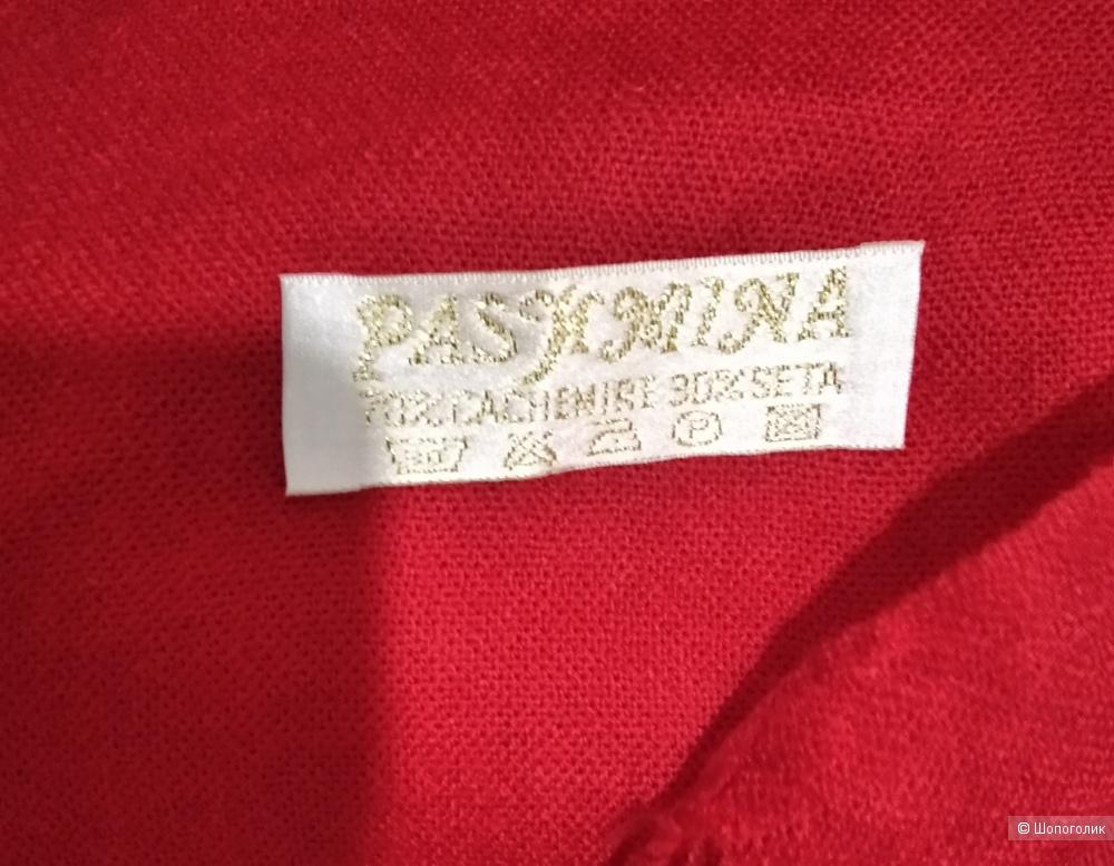 Шарф PASHMINA ,plus size