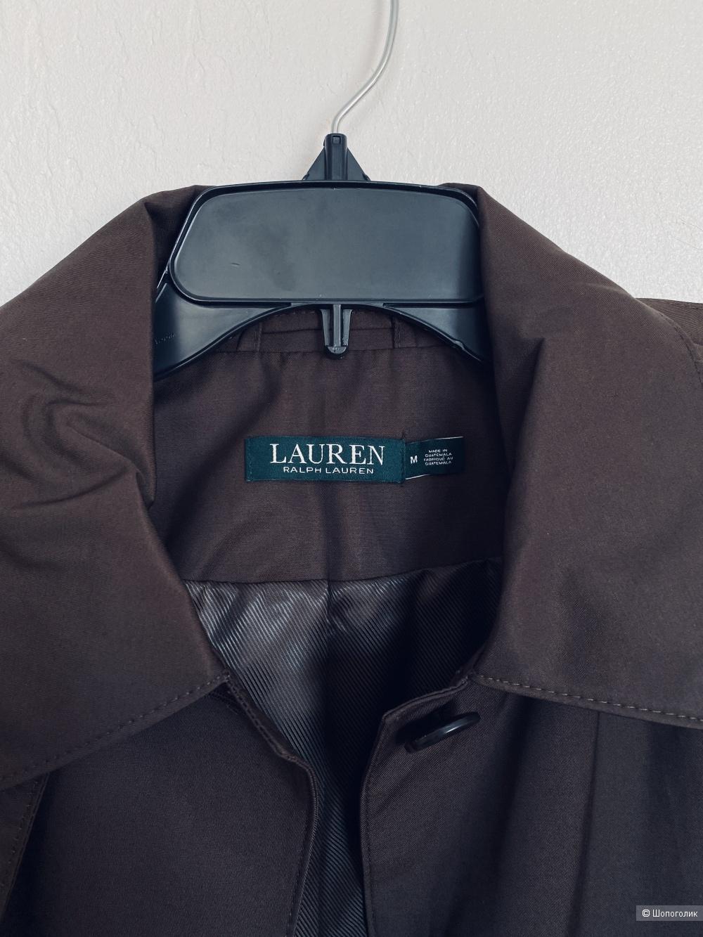 Тренч Ralph Lauren размер М