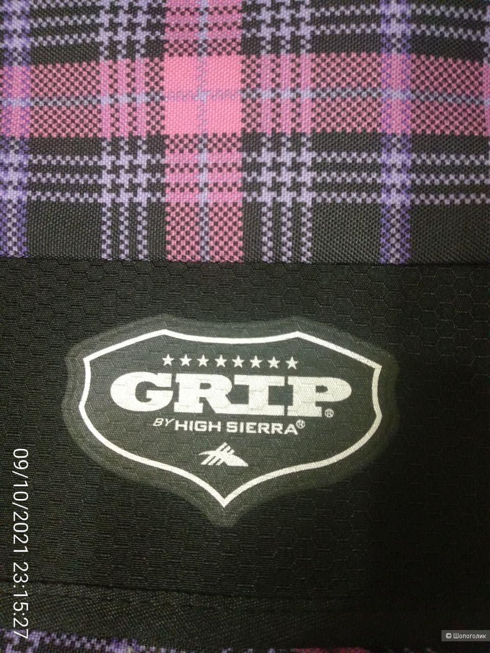 Сумка-мессенджер Grip by High Sierra
