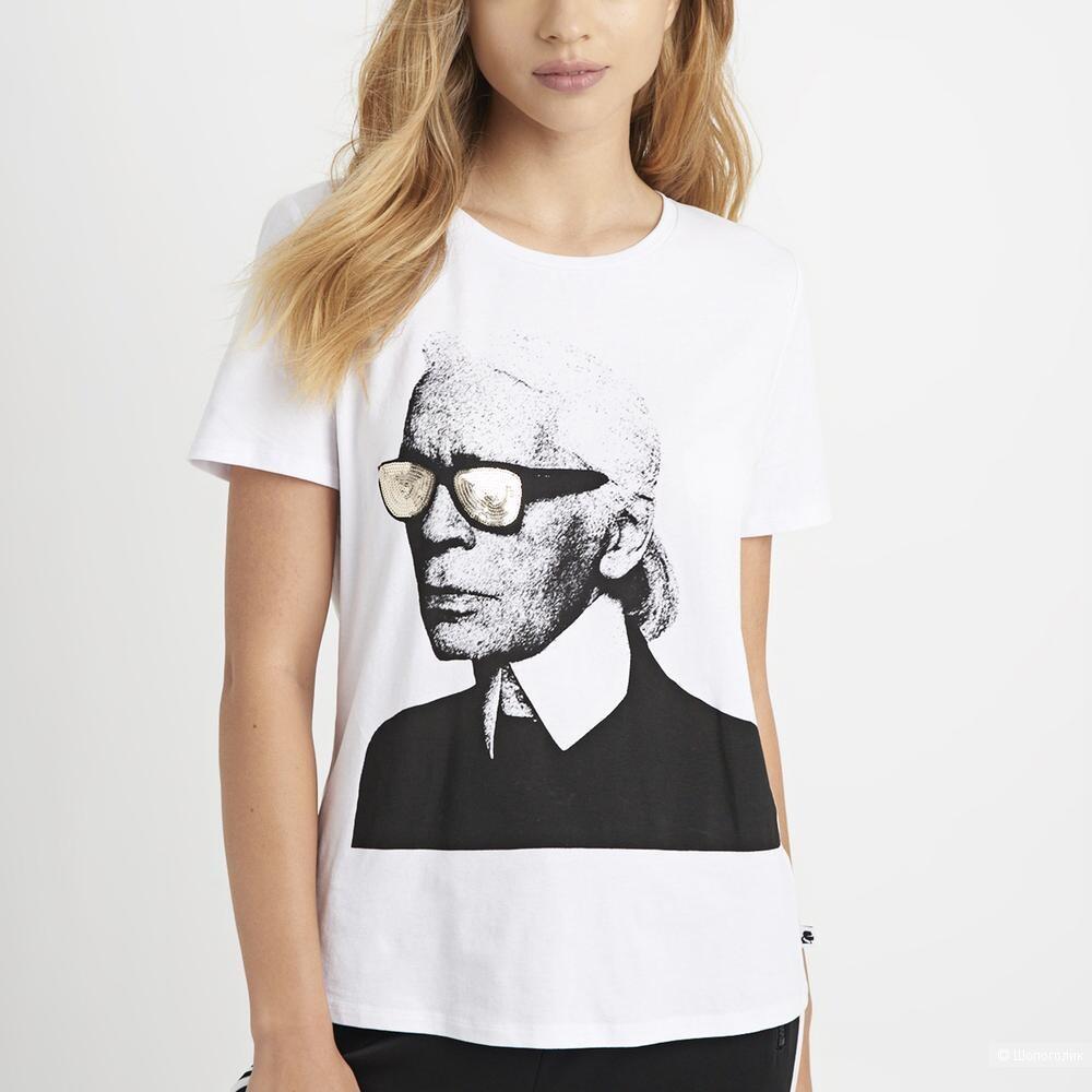 Футболка Karl Lagerfeld размер М