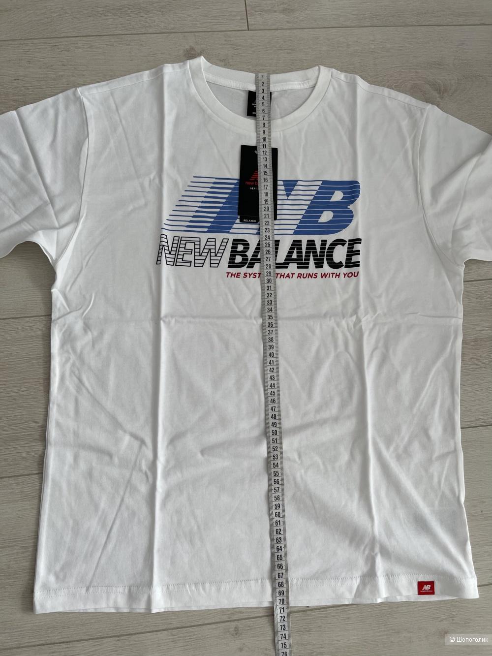 Футболка New balance размер 50-52