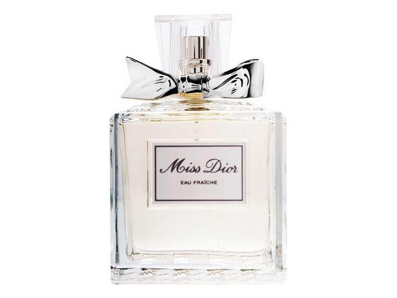 Miss Dior Eau Fraiche, Dior вода туалетная от 50 мл