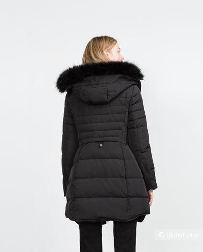 Пуховик Zara, размер S