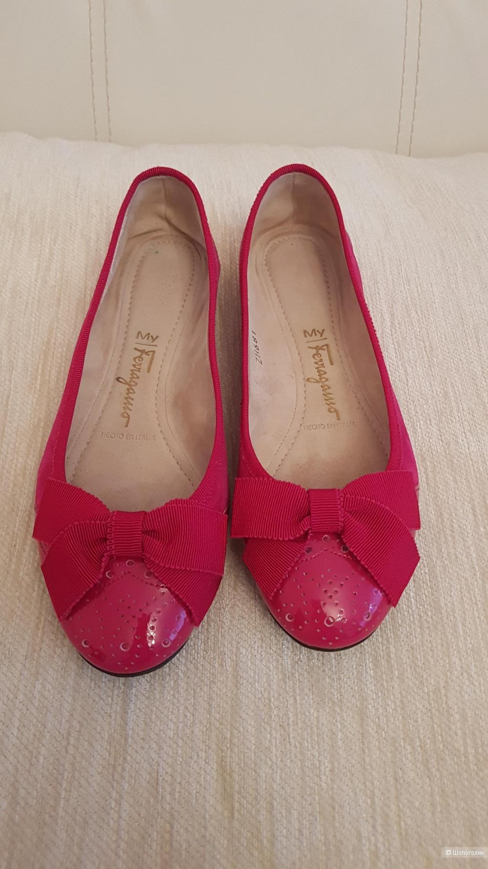Туфли  Ferragamo, 35 размер