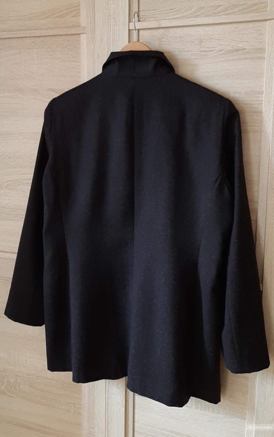 Шерстяной блейзер martinelli, размер 46