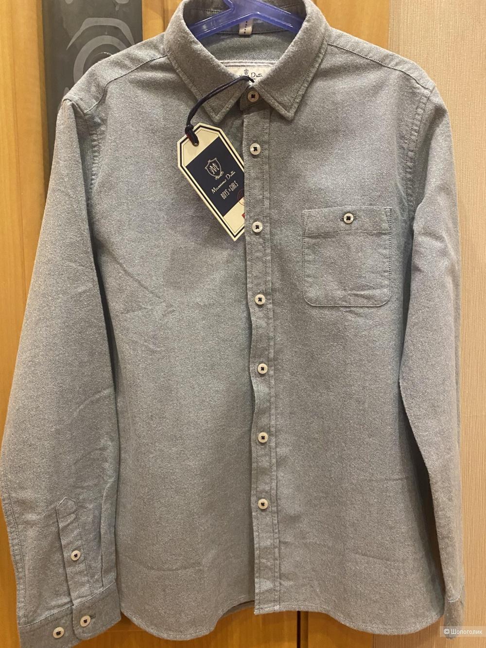 Рубашка Massimo Dutti 9-10 лет (140+см)