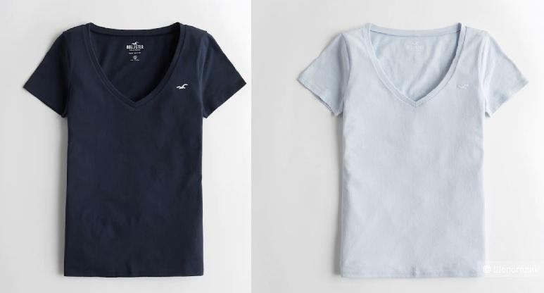 Комплект футболок Hollister р. S