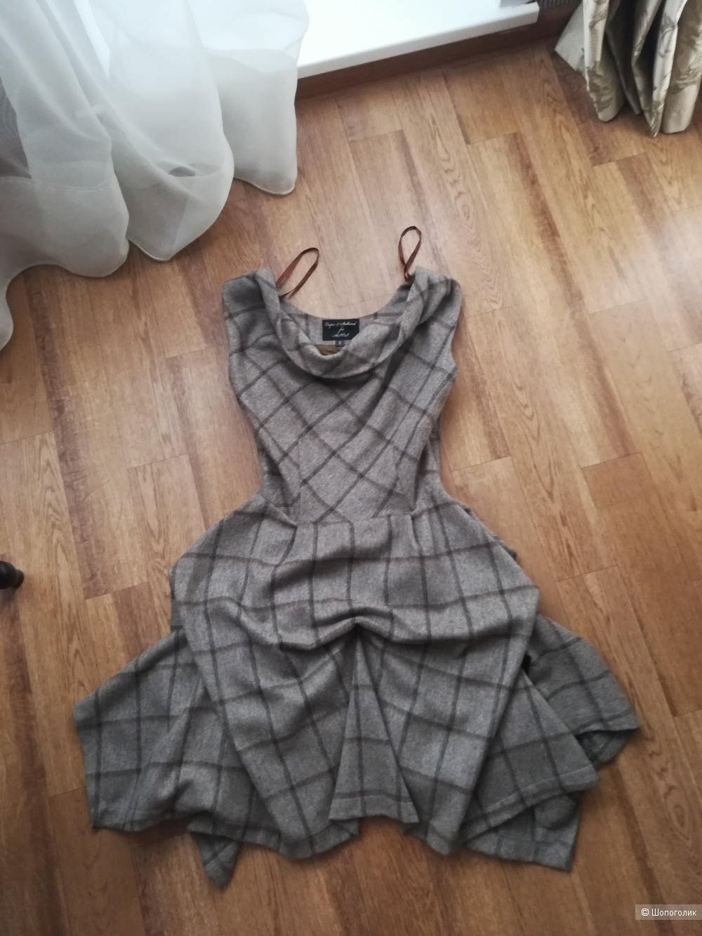 Платье Cooper & Stollbrand for Asos, размер UK 8