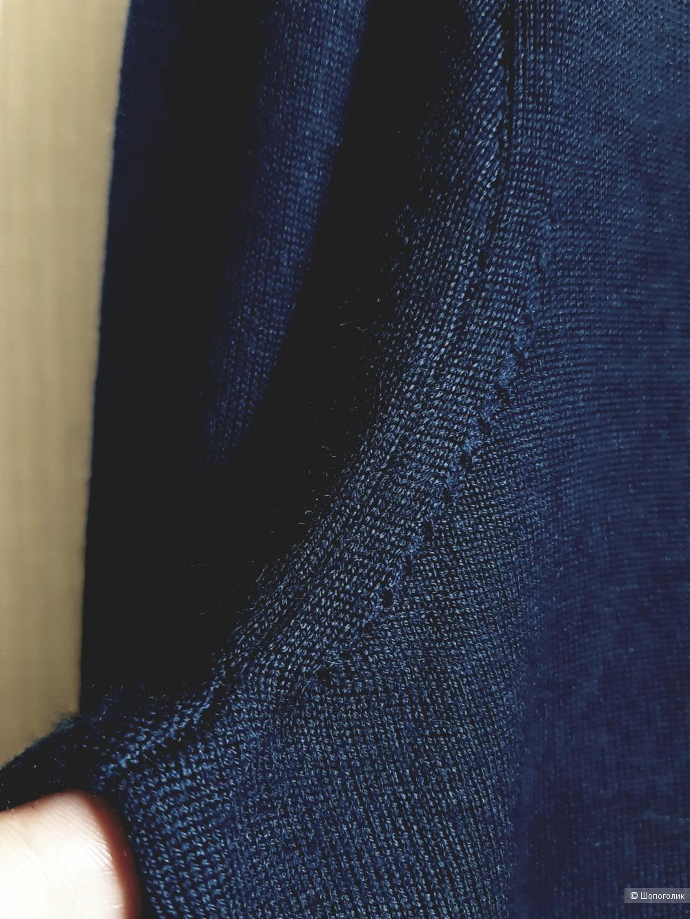 Свитер J.GREW, синий, размер М