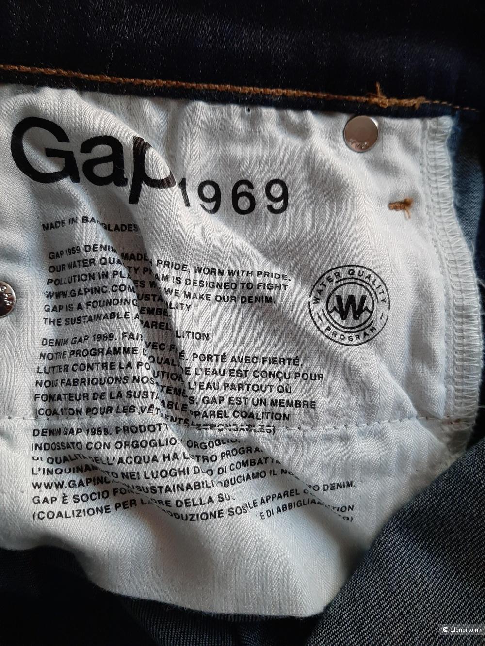 Джинсы Gap р.46