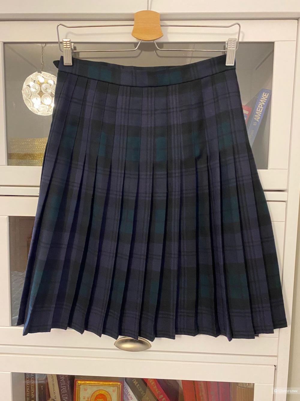 Юбка-килт Pringle of Scotland, р-р 44-46