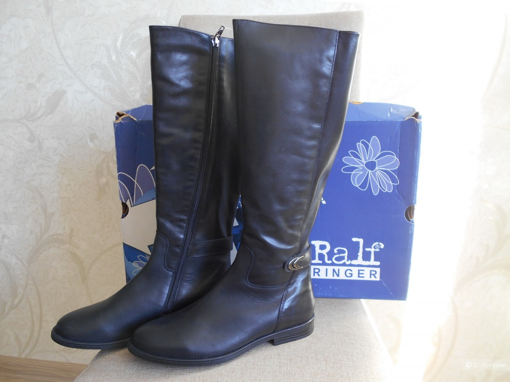 Сапоги  Ralf Ringer 39 размер