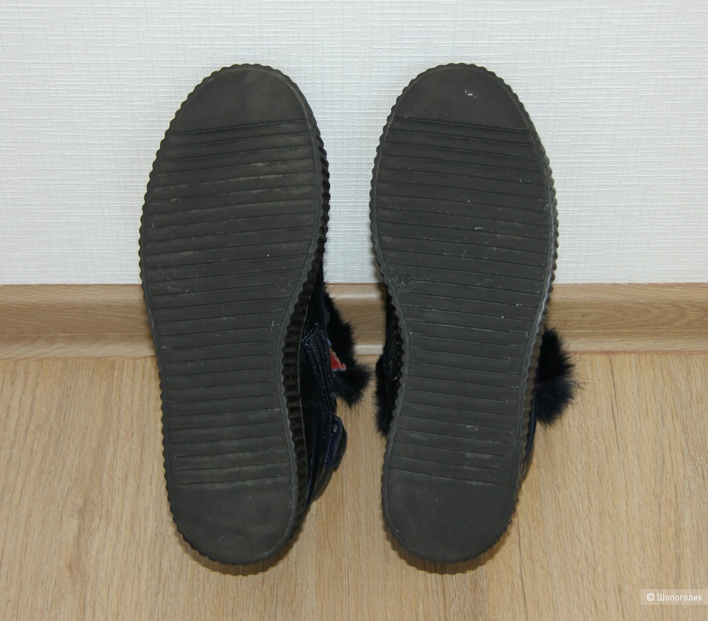 Ботинки Cesare  Paciotti размер 38