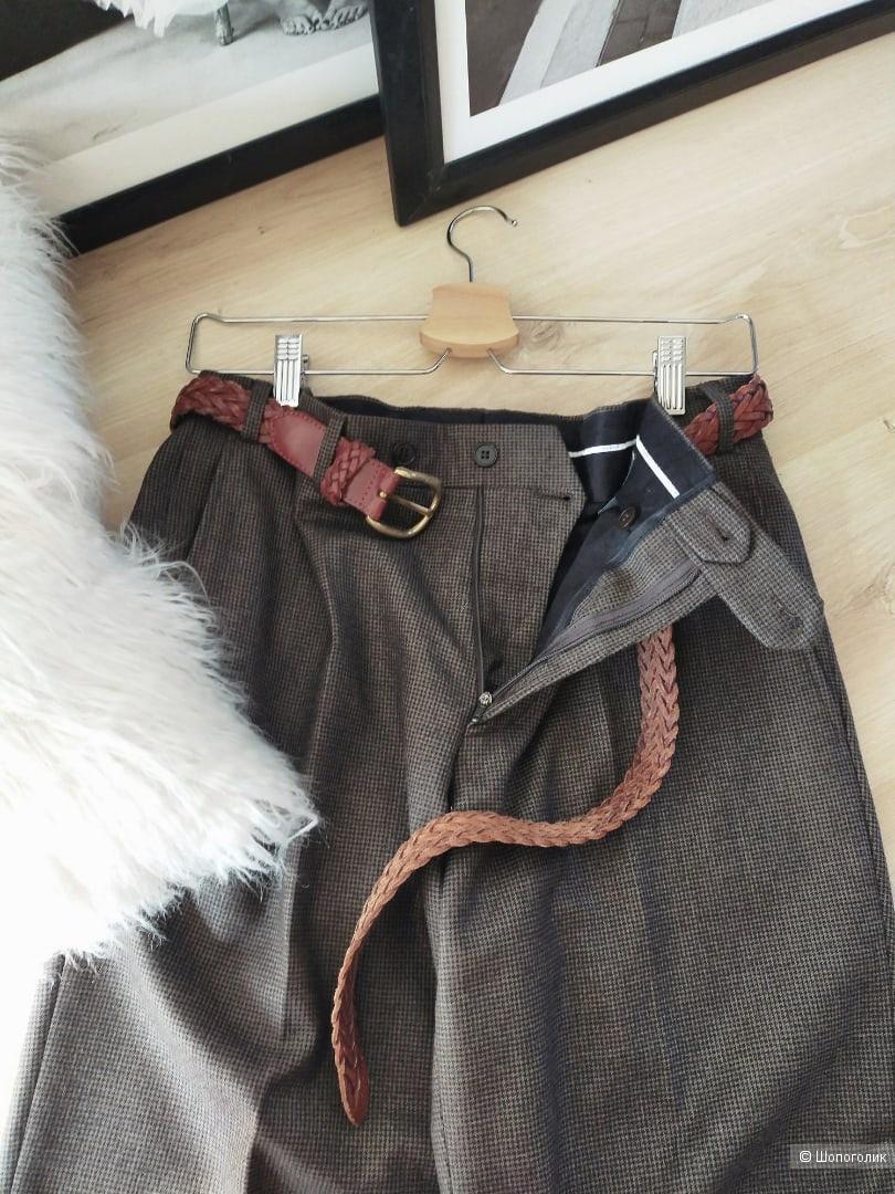 Шерстяные брюки Sarar размер М