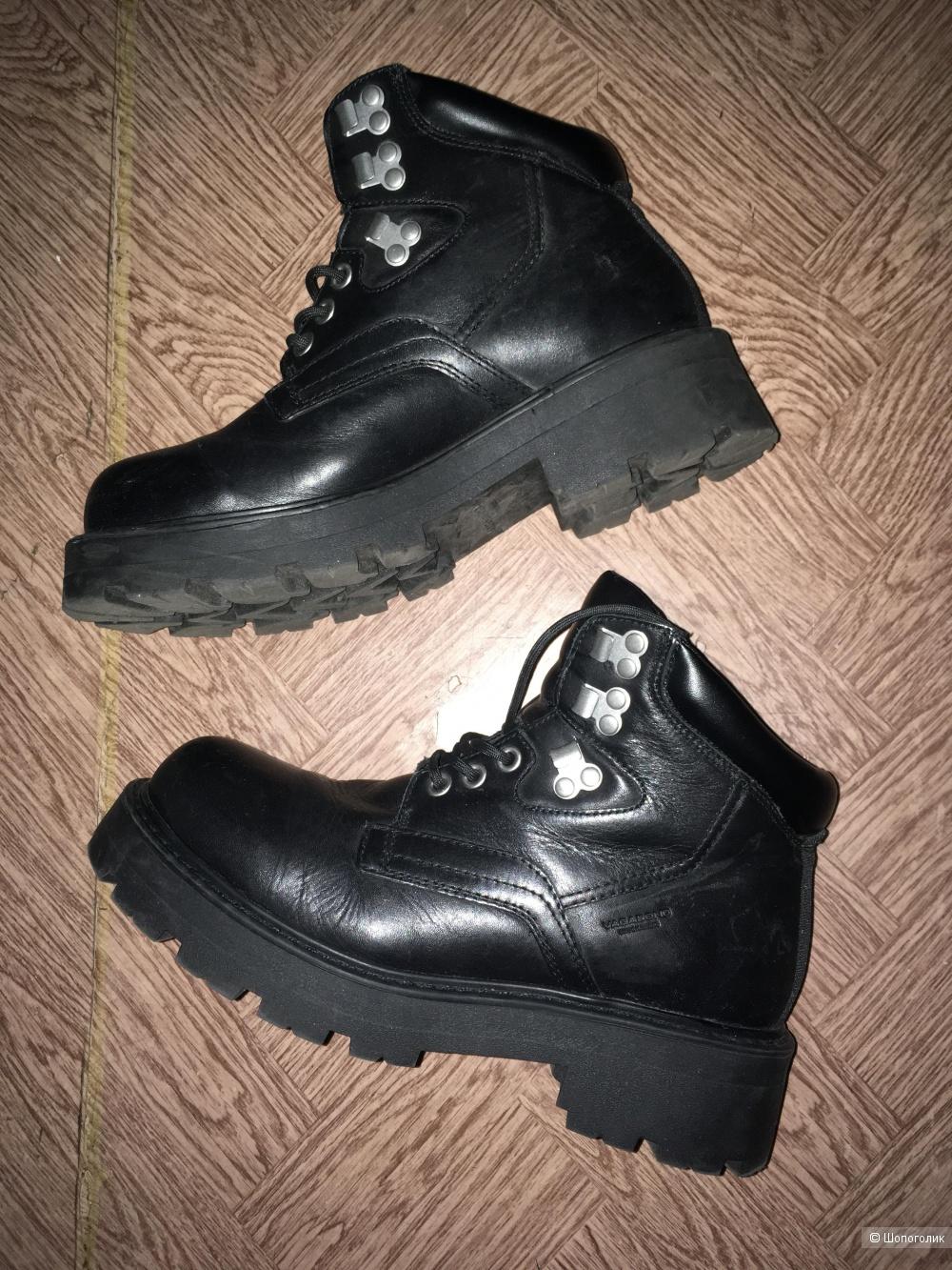 Ботинки vagabond размер 38