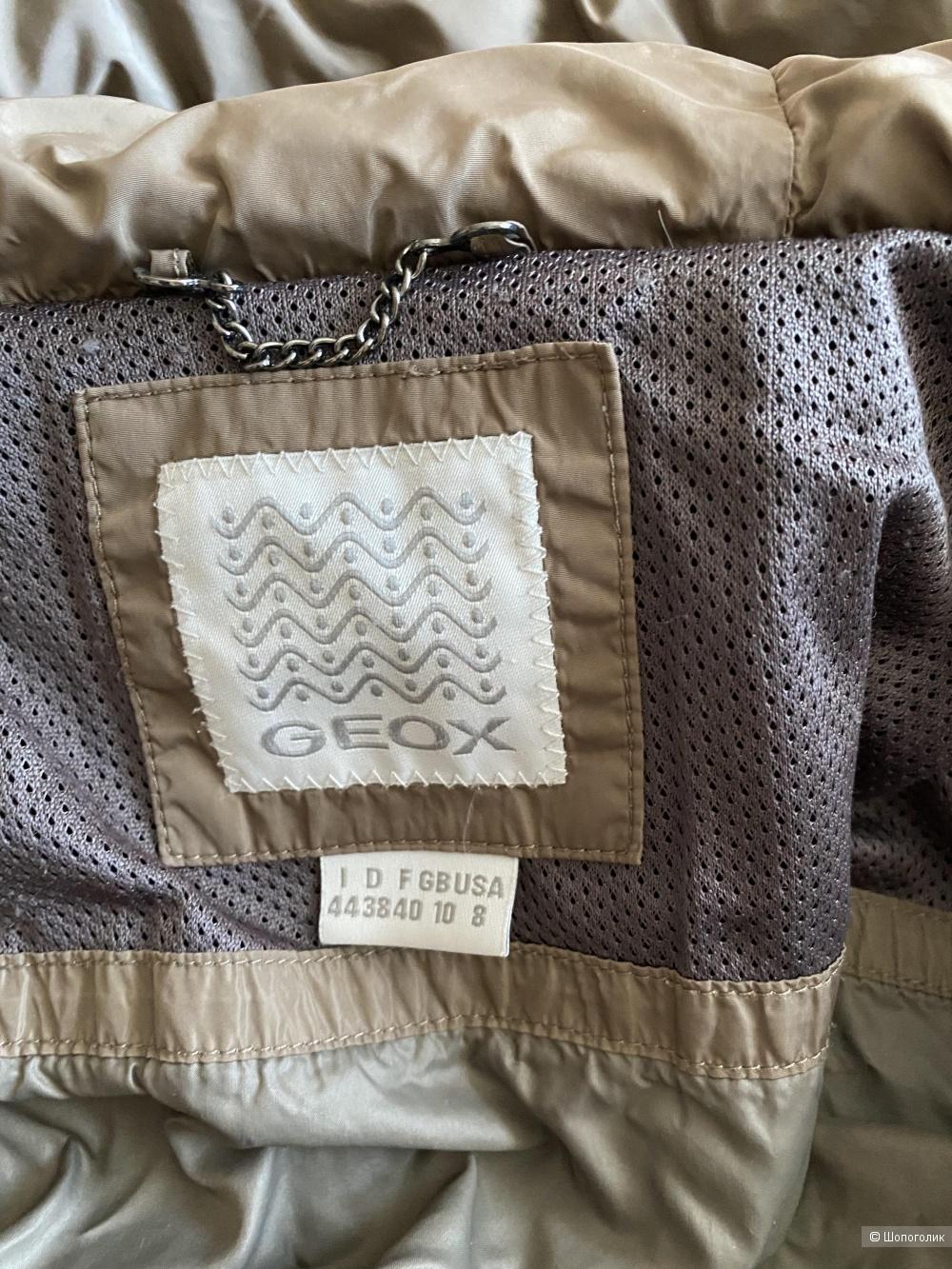 Пуховик GEOX,44-46 размер