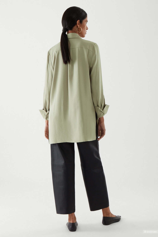 Рубашка тенсель COS, 38