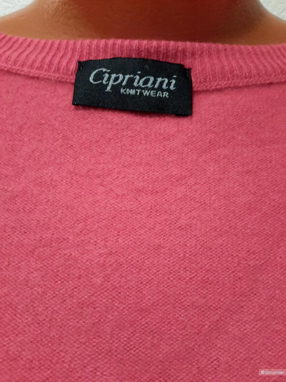 Пуловер CIPRIANI, размер 46/48/50