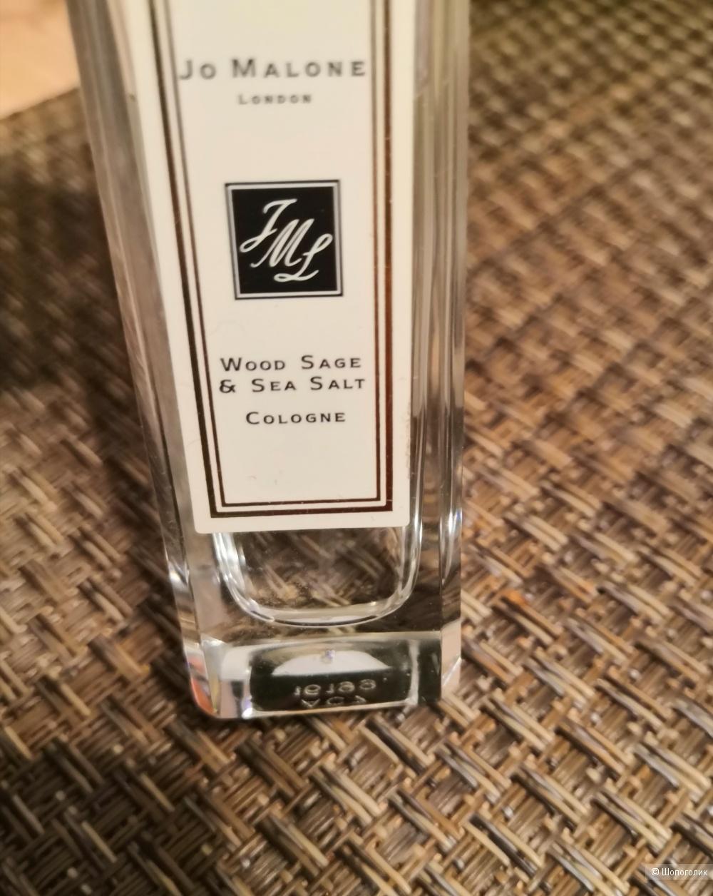 Jo Mаlone Wood sage & sea salt, 30мл.