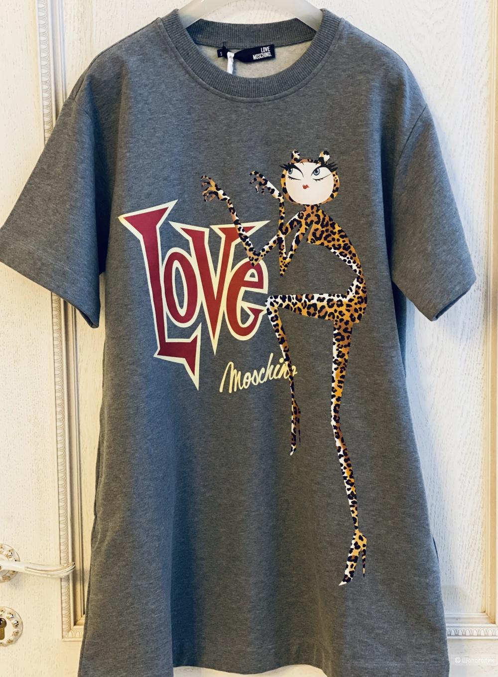Платье Love Moschino размер s