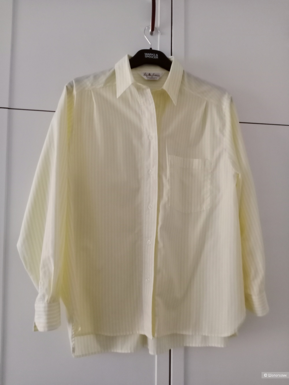 Блуза, рубашка Lady Manhattan, 48-50