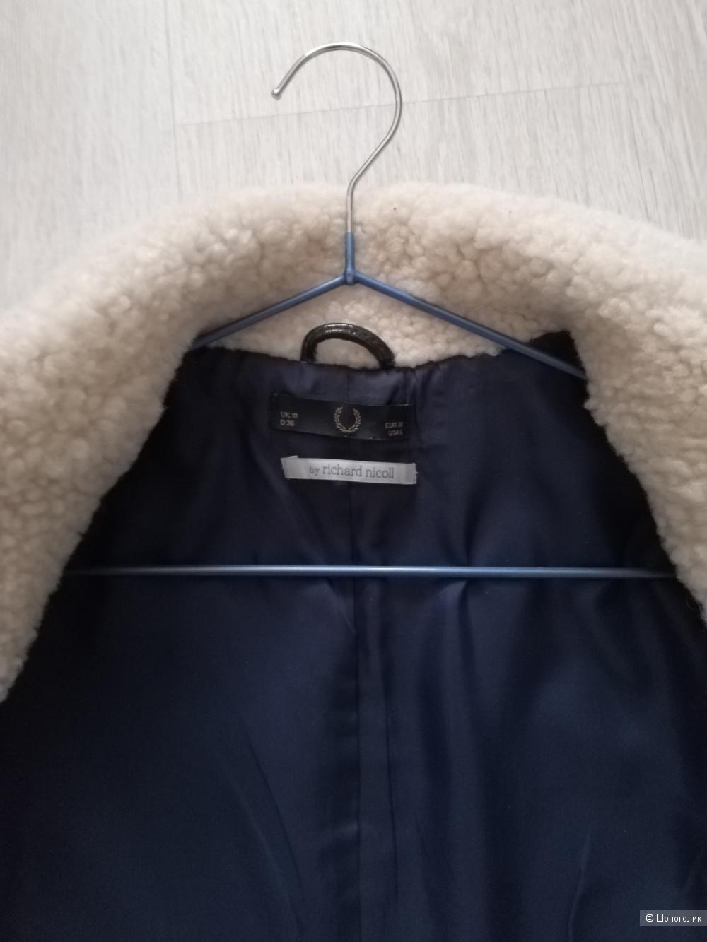 Куртка Fred Perry by Richard Nicoll, размер UK 10