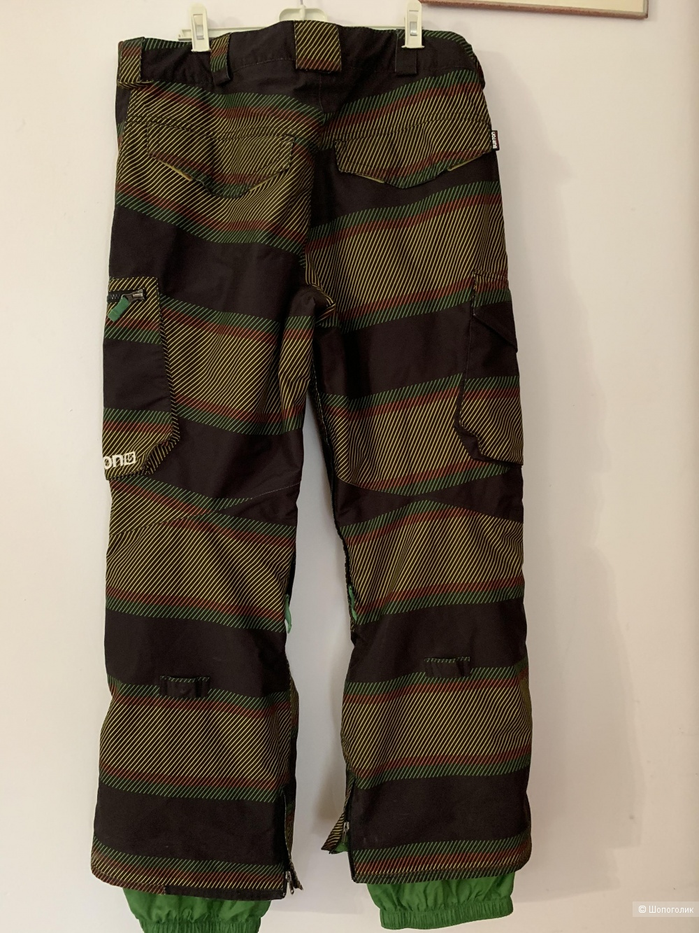 Сноубордические штаны Burton М