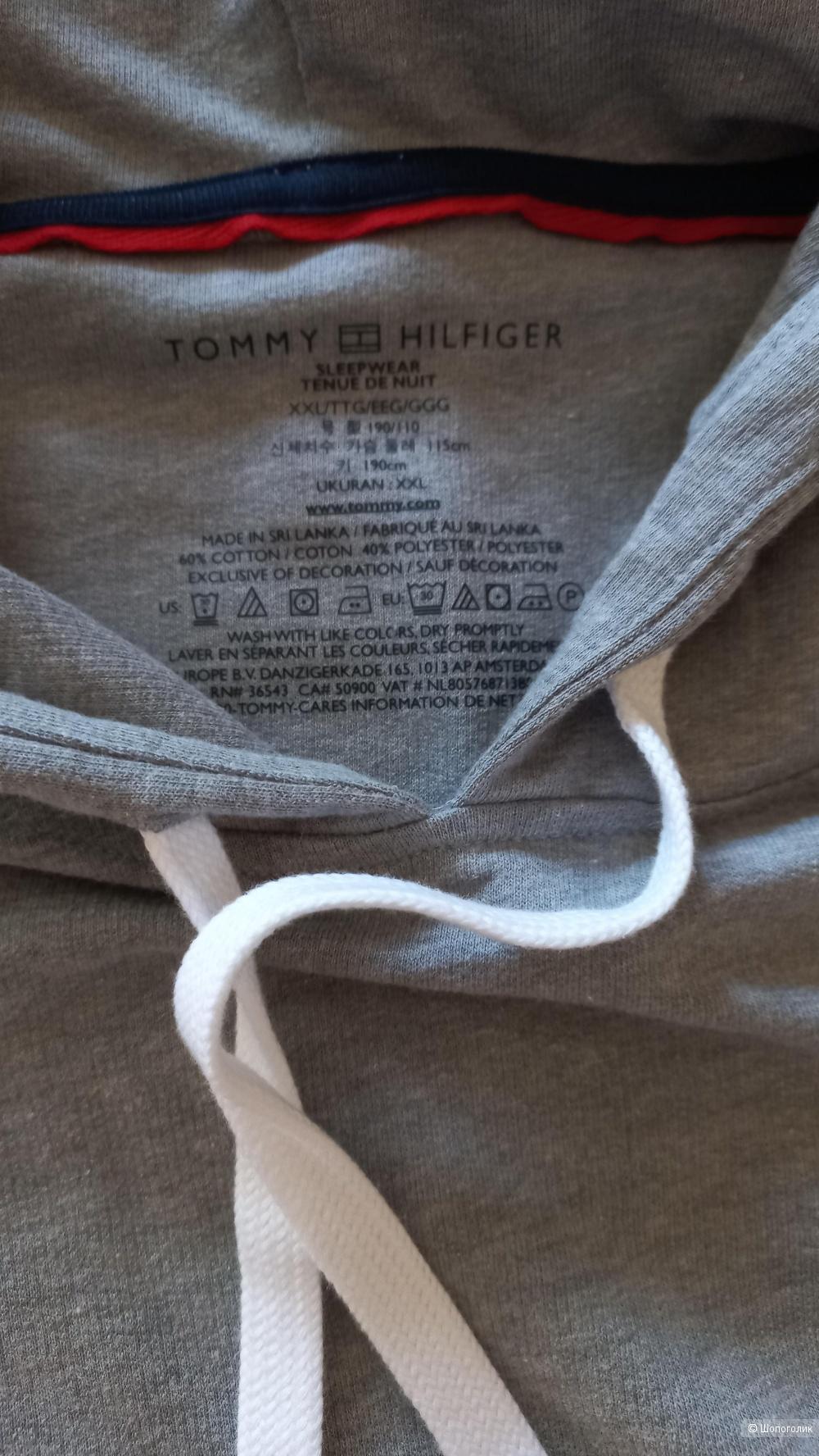 Худи Tommy Hilfiger размер XXL