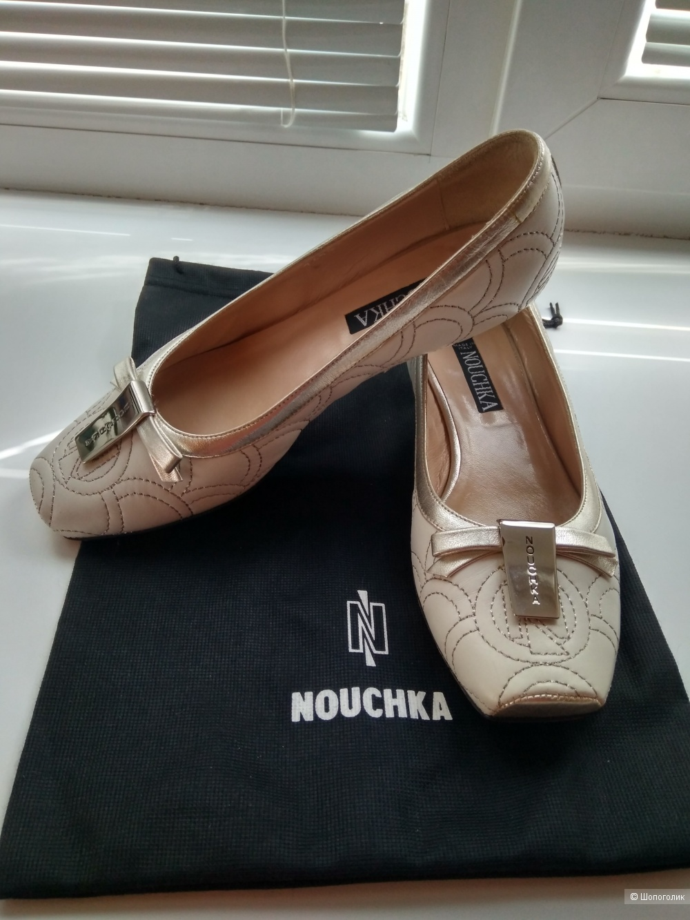 Туфли NOUCHKA  размер 37