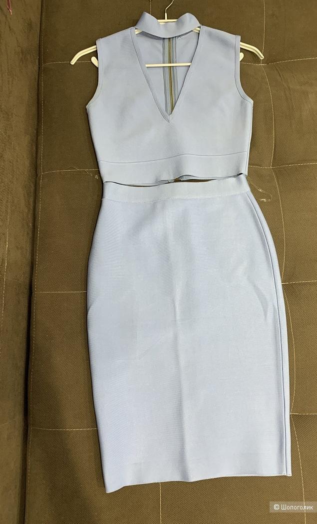 Платье бандажное, р-р М